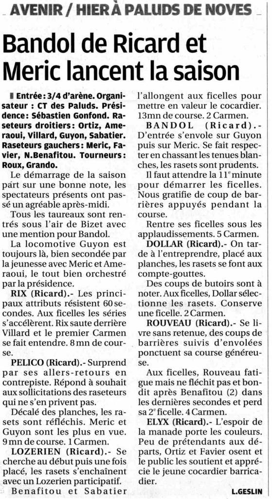 20 03 16 (La Provence)