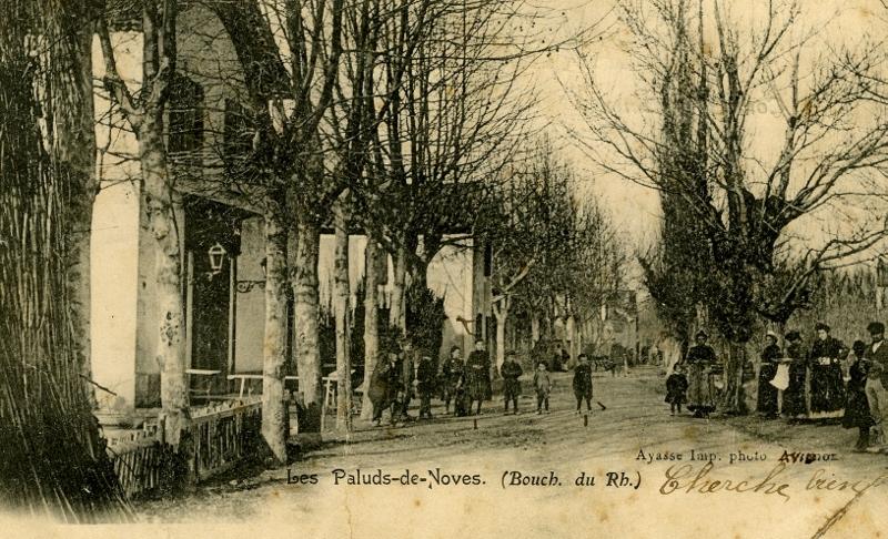 3.Rue principale 1915
