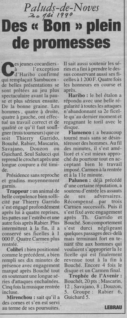 30 mai 1999 (la Marseillaise)