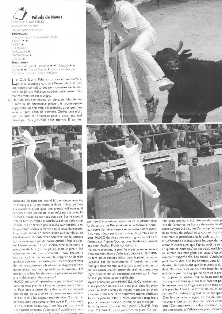 9 avril 2007 ( le cocardier)