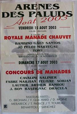 Aout 2003