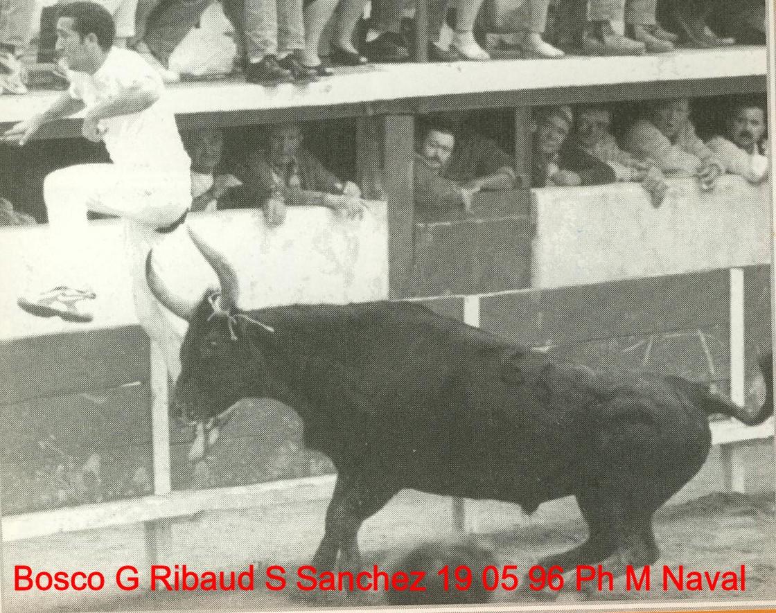 Bosco G Ribaud S Sanchez 19 05 1996 Ph M Naval