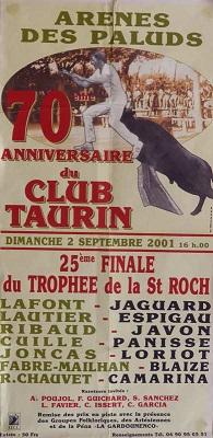 Finale St Roch 2001
