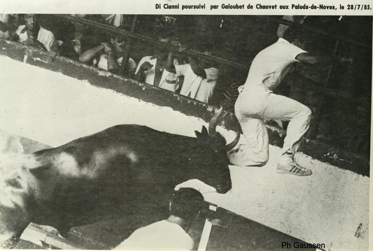 Galoubet Chauvet Di Cianni 28_07_1985