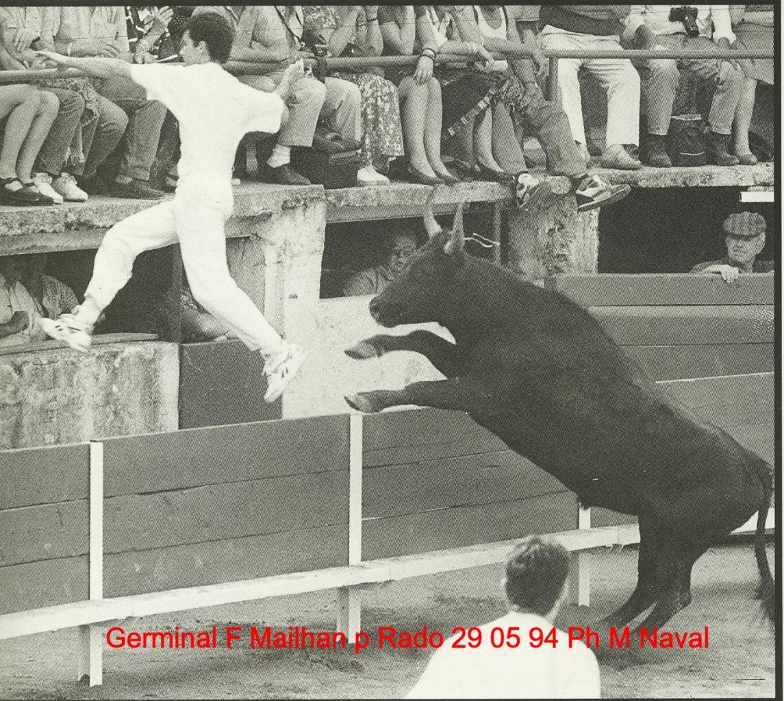 Germinal F Mailhan P Rado 29 05 1994
