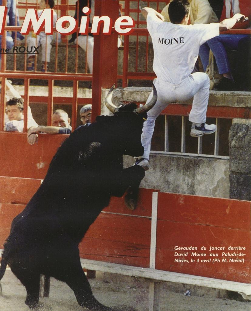 Gevaudan Joncas D Moine 2004