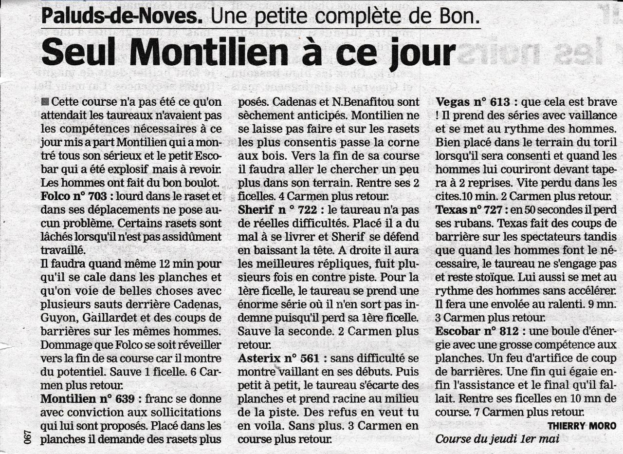 1 mai 2014 (la marseillaise)