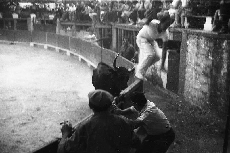 Trophée des Commerçants en 1966