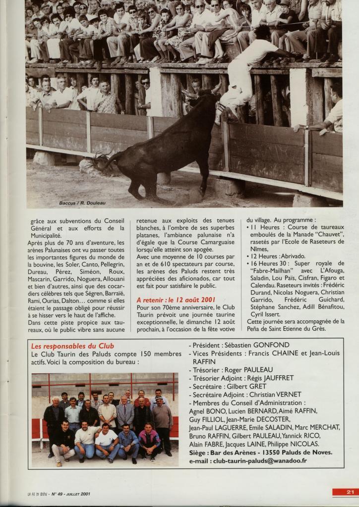 La fe di biou page 2 (2001)