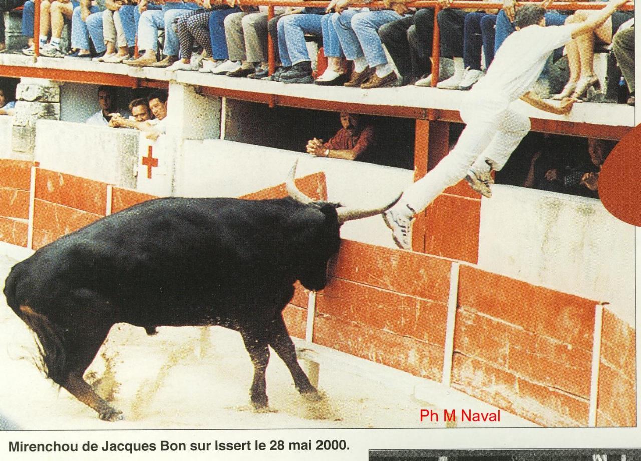 Mirenchou J Bon C Issert 28 05 2000