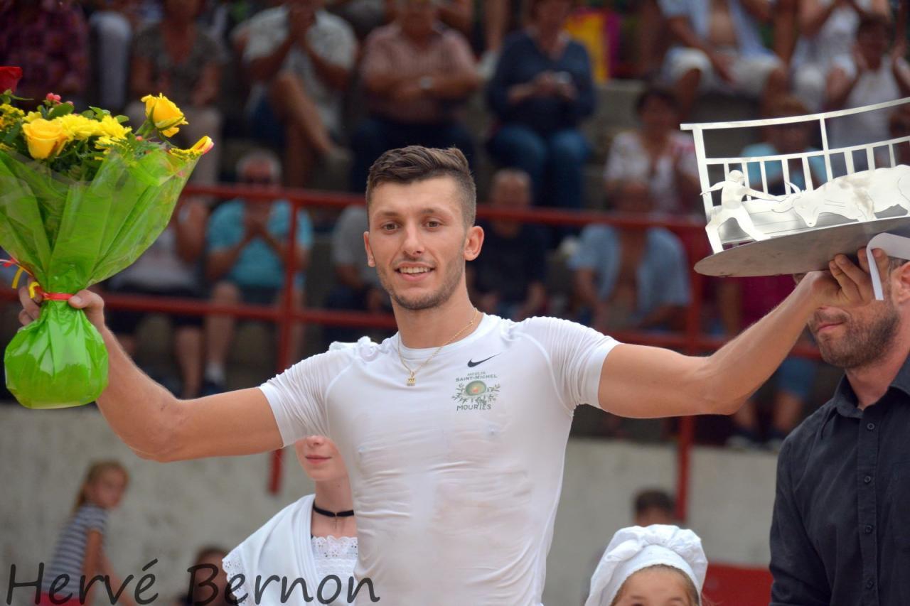 Vincent Marignan (Trophée St Roch 2016