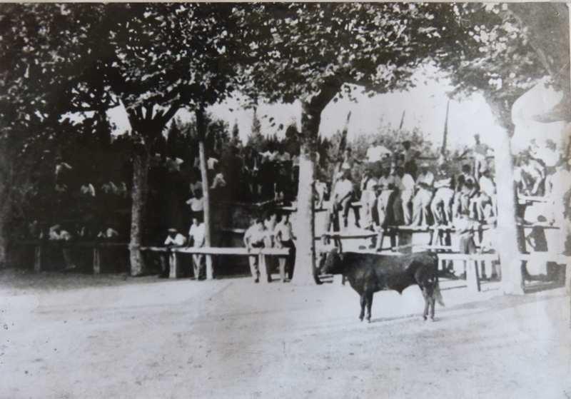 Arenes en 1930