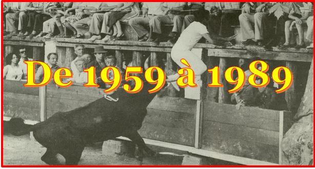 de 1959 à 1989