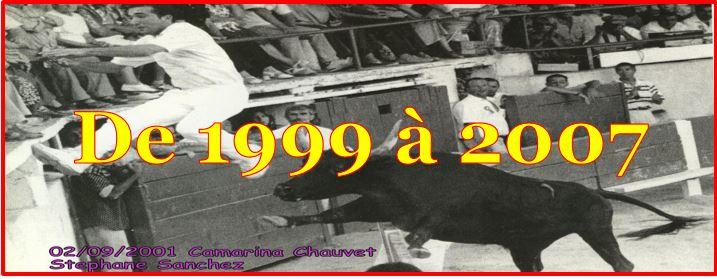 De 1999 à 2007