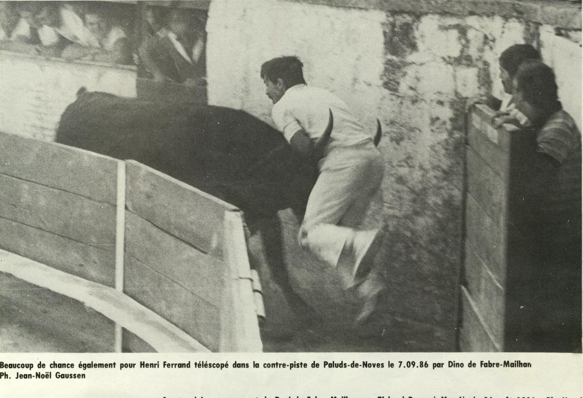 Dino f mailhan h ferrand 07 09 1986