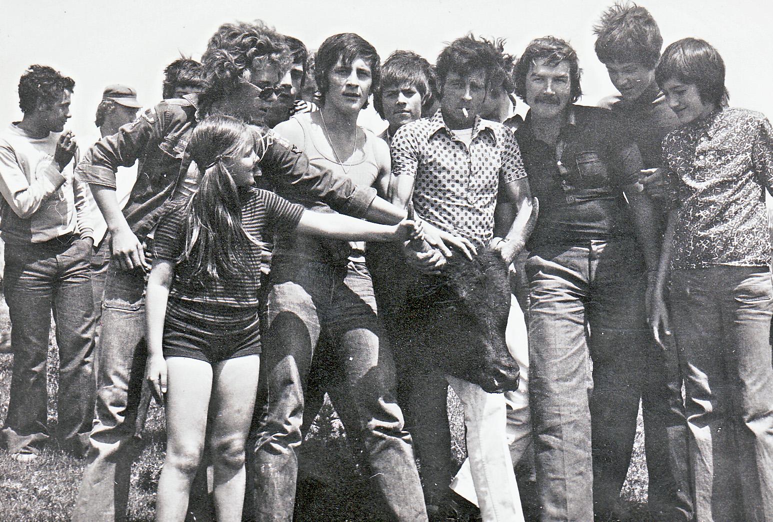Ferrade en 1971