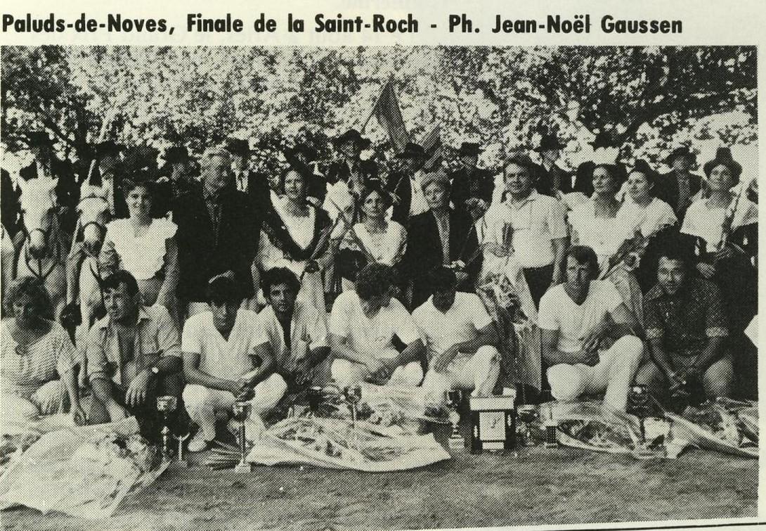 Finale st roch 1986