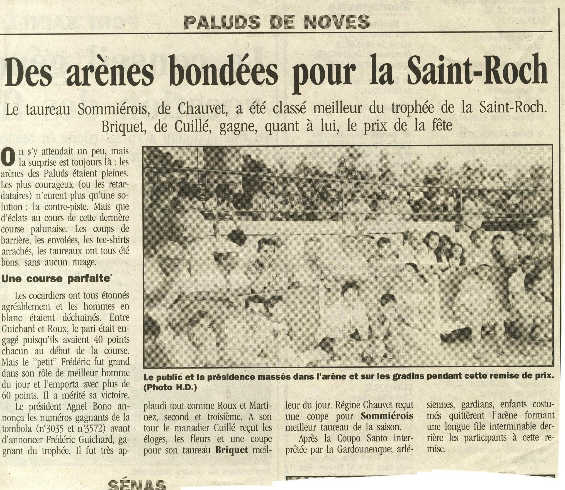 Finale st roch 1997 la provence hd