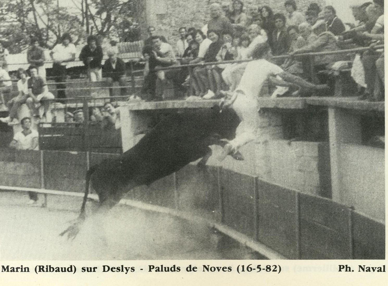 Marin ribaud f deslys 16 05 1982
