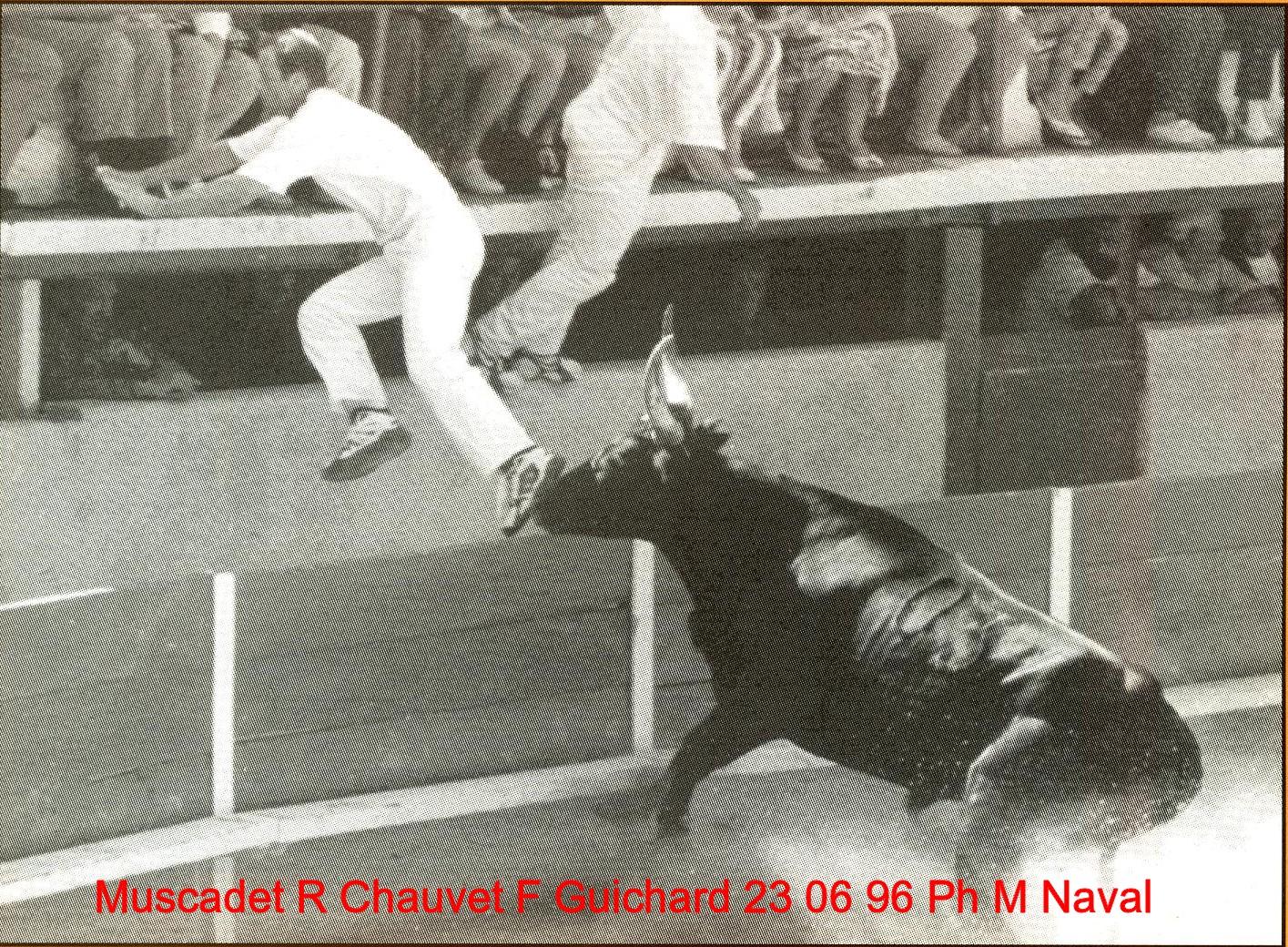 Muscadet r chauvet f guichard 23 06 1996