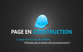 Page en contruction