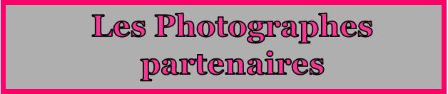 Les Photographes partenaires
