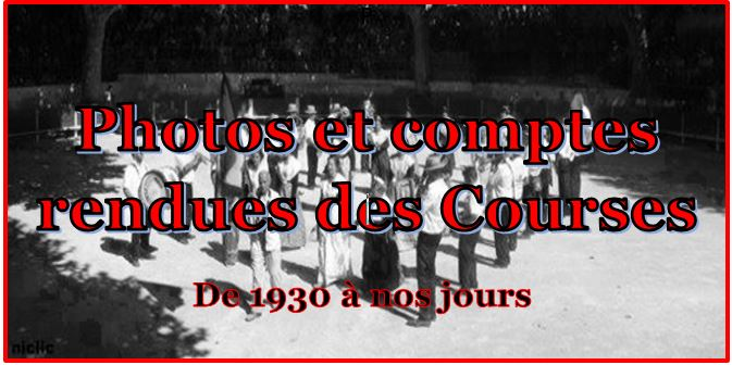 Photos & Comptes rendues des Courses