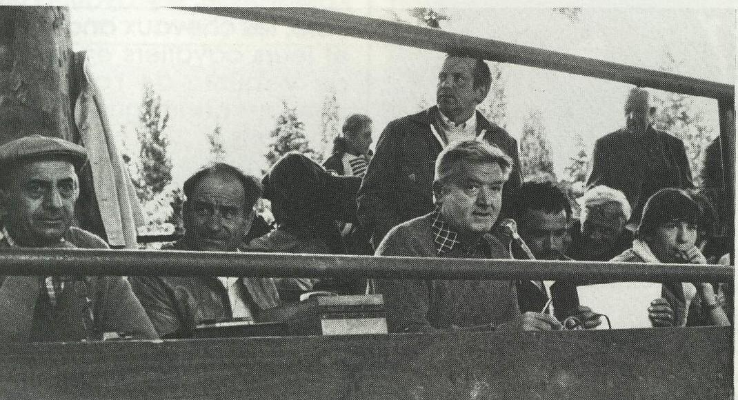 Presidence en 1986